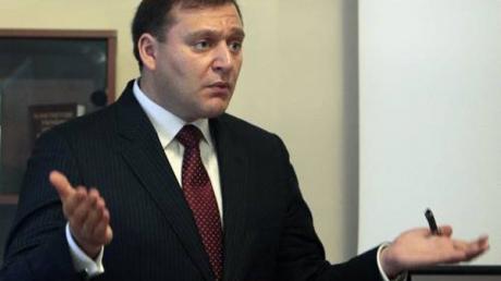Добкин пришел в суд поддержать Ефремова