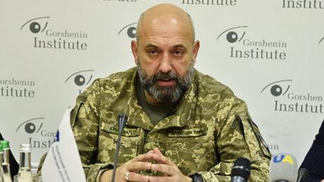 Вторжение России в Украину в сентябре: в СНБО генерал Кривонос дал оценку ситуации