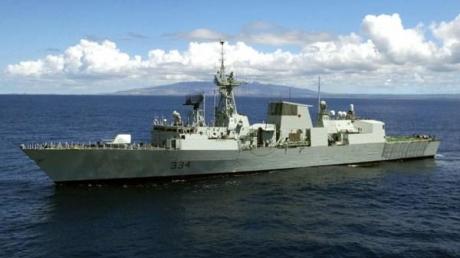 К Черному морю подходят фрегаты НАТО с управляемыми ракетами - СМИ