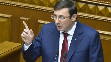 луценко, гпу, зеленский, парламент, верховная рада, скандал