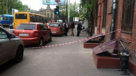 Стало известно имя владельца машины, из которой обстреляли одесских журналистов