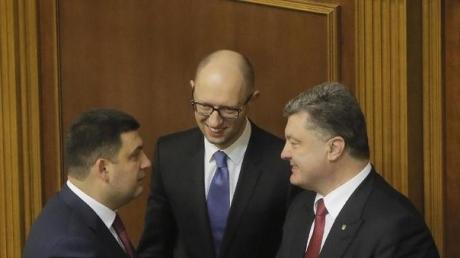 гройсман, премьер, кабмин, уход, вр, политика, украина, власть, правительство