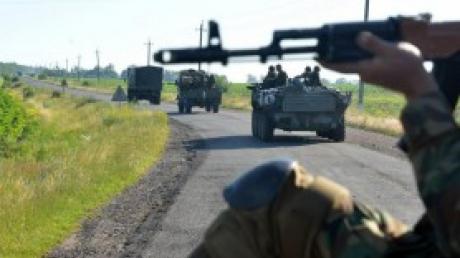 "Батальон ""Кривбасс"": Генштаб врет о положении дел под Дебальцево"