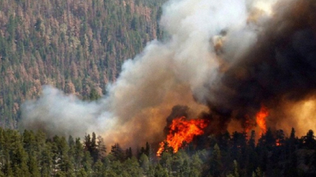 Россия, пожар, сибрь, катастрофа, лес, тушение, очаги, якутия