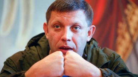 """""""Мальчик, ты что, дурак?"""": Саша Захарченко просто сидел, бухал, а тут телеграмма из Кремля про """"Малороссию"""" и назревающая война с """"ЛНР"""" - ветеран АТО"""