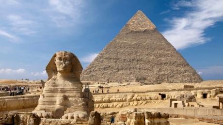 пирамида, египет, хеопс, машина