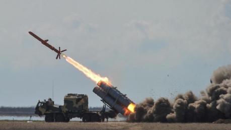 """Украина, ВСУ, Ракетчики, Крылатые ракеты, """"Ольха-М"""", """"Нептун"""", Стрельбы, Испытания"""