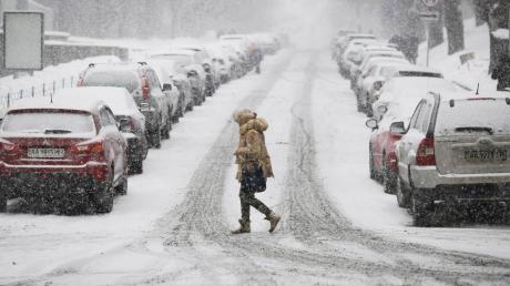 """Погода в Украине на выходные: похолодание усилится, регионы """"атакуют"""" осадки"""