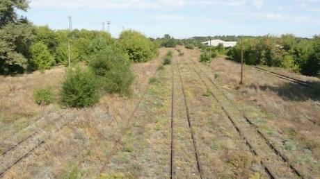 железная дорога, фото, днр, террористы, русский мир, донецк, донбасс, казанский
