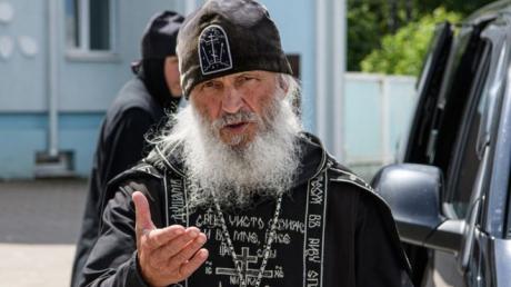 сергий романов, рпц, духовник поклонской, видео, захват монастыря