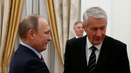 Не сошлись в цене? Ягланду не удалось договориться с Кремлем о возвращении России в ПАСЕ