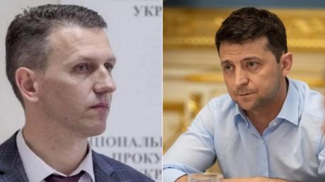 """""""Политическое решение"""", - экс-директор ГБР Труба подал в суд на Зеленского"""