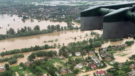 сбу, наводнение, прикарпатье, экоцид
