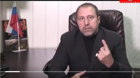 """Схватка за власть в """"ДНР"""" достигла пика: Ходаковский объявил войну Захарченко и обратился к жителям оккупированного Донбасса - кадры"""