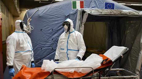 В Италии количество заболевших COVID-2019 подходит к 100 тысячам: статистика на 30 марта
