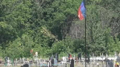 Разъяренные жители Донецка и Макеевки разгромили десятки могил боевиков – оккупанты сильно напуганы