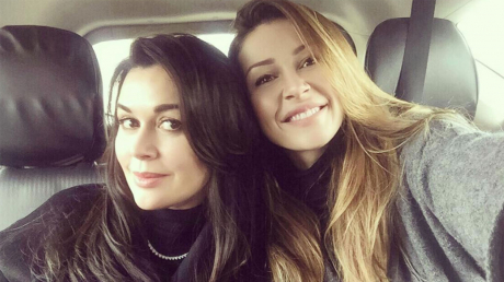Анна Заворотнюк во время трансляции вышла из себя из-за знаменитой матери