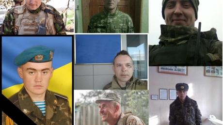 """Герои, которых убили """"братья"""" из РФ: опубликованы кадры с бойцами ООС, погибшими на Донбассе в июле"""