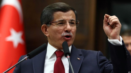 Reuters: Давутоглу пообещал Эрдогану быстро уйти в отставку с поста премьера Турции