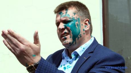 Украина, Харьков, митинг, общество, Лесик, Зеленский, Порошенко, видео