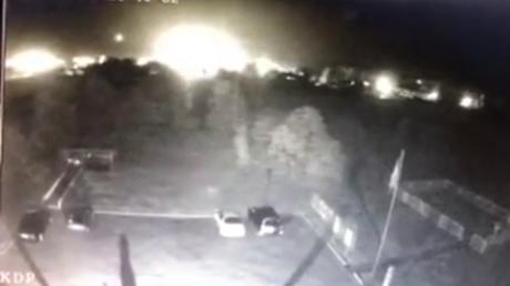 Как падал Ан-26 с курсантами - появилось видео последних секунд военного борта
