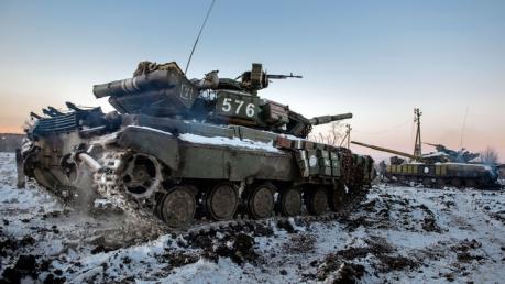 В ДНР назвали реальную дату начала отвода техники