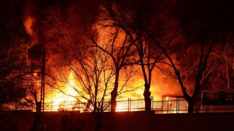 взрывы, запорожская область, предприниматель, два взрыва во дворе предпринимателя, происшествие, общество, украина
