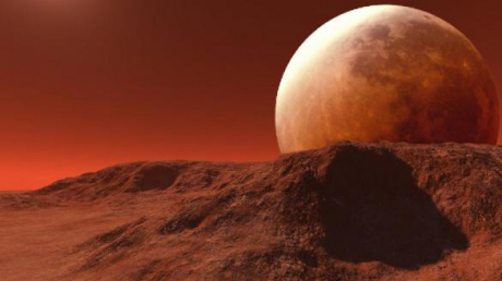 космос, наука, ученые, марс, метеорит, красная планета, фото