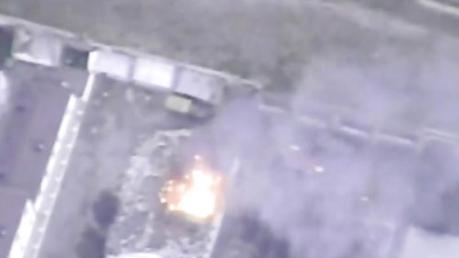 Крупнейшая военная база Армении уничтожена вместе со штабом силами азербайджанской армии