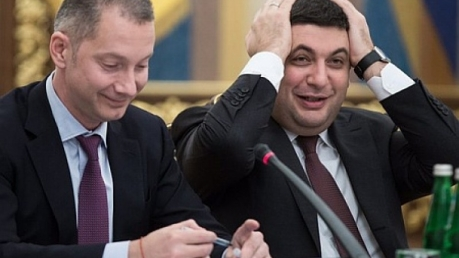 Украина, Гройсман, правительство, Яценюк, Аваков, Ложкин, Верховная рада, Кабмин