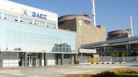 Запорожская АЭС останется без одного энергоблока