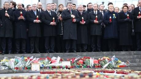 Порошенко: причастные к теракту в Харькове будут привлечены к ответственности
