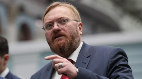 Депутат Госдумы РФ Милонов поехал в Карабах: скандал между Москвой и Баку набирает обороты