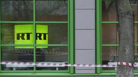 ВЛатвии запретили вещание 7-ми  каналов  RT
