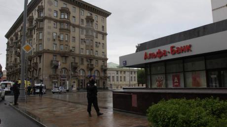 альфа-банк, заложник, штурм, россия, москва