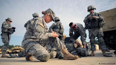 СМИ: украинских военных медиков будут тренировать инструкторы Пентагона