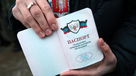 паспорт, днр, лнр, донбасс, граница, россия, соцсети