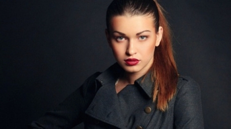 Анна Дурицкая уже вернулась в Киев