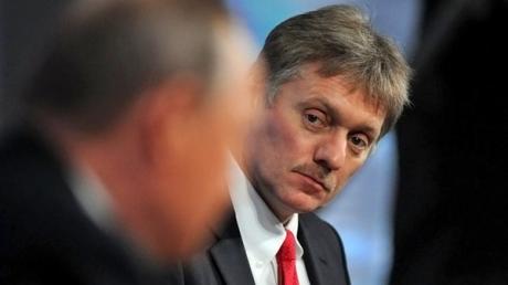 Путинский рупор Песков не смог и двух слов связать от злости из-за новых жестких санкций, которыми Конгресс США хочет наказать Кремль за агрессию