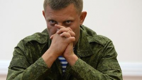 """Главарь террористов """"ДНР"""" Захарченко заявил о готовности взять Киев или Львов"""