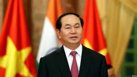 Вьетнам, лидер, президент, болезнь, смерть