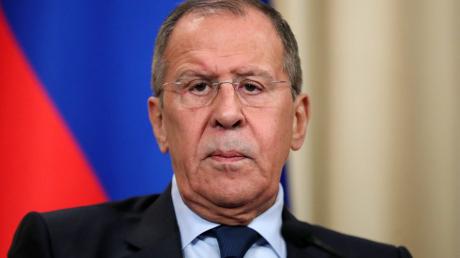 Заявление Лаврова про белорусский язык вызвало скандал: появились кадры прямого эфира