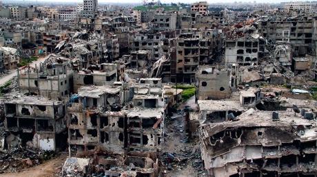 Восстановление Сирии обойдется почти в 200 миллиардов долларов