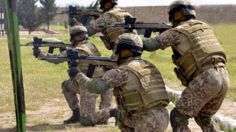 На границе Армении и Азербайджана произошло вооруженное столкновение армий: есть погибшие