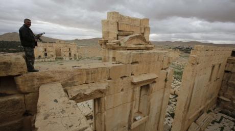 новости, происшествия, ИГИЛ, Сирия, Пальмира, боевики, захоронения