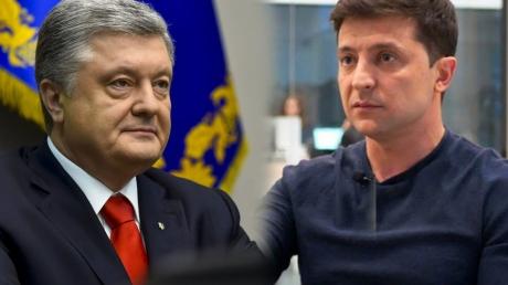 Украина, политика, выборы, зеленский, кандидат, порошенко, второй тур, ЦИК