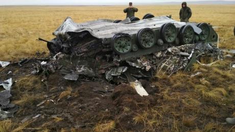 Российская техника разбита вдребезги, вокруг много военных: в Сеть слили новые фото катастрофы россиян