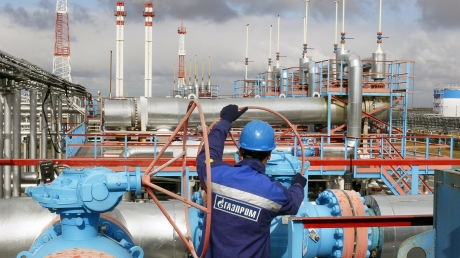 """""""Газпром"""" и Беларусь перешли на расчеты за газ в рублях"""