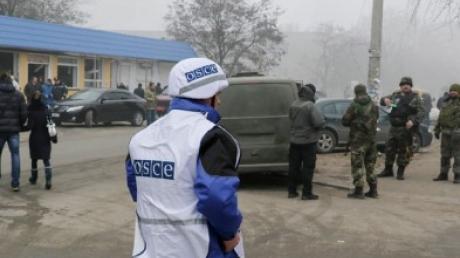 ОБСЕ: у ВСУ и ВСРФ нет инструкций по контролю отвода вооружений