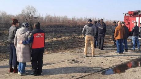 В России разбился самолет Л-142: все пассажиры и пилот погибли, кадры
